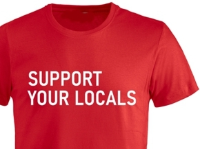 Support your Locals