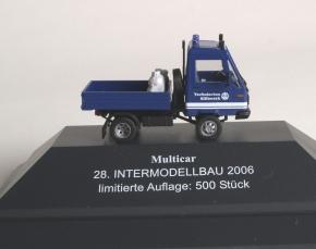 Multicar THW, Intermodellbau 06