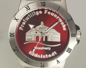 Armbanduhr mit eigener Gravur