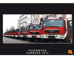 Feuerwehr Hamburg Kalender 2012