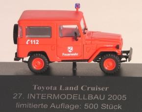 Toyota Land Cruiser Intermodellbau 05