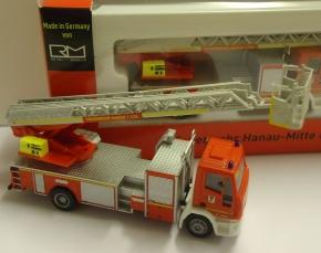 Drehleiter Feuerwehr Hanau