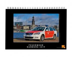 Feuerwehr Hamburg 2019, Kalender
