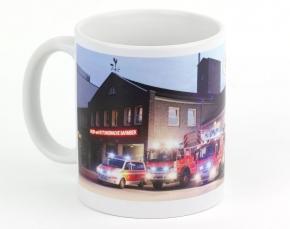 Kaffeebecher Hamburg BF Barmbek 23