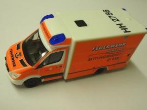 MB Sprinter, RTW Altona Feuerwehr Hamburg