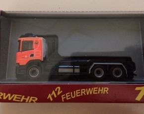 Scania CG 17 WLF Feuerwehr Hamburg F32 ohne Abrollbehälter