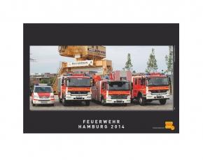 Feuerwehr Hamburg Kalender 2014