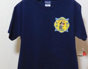 FDNY T-Shirt Squad 61