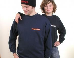 Sweatshirt mit eigener Beschriftung