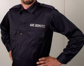 US Diensthemd, 1/1 Arm