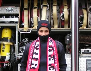 Wintermütze Feuerwehr Hamburg