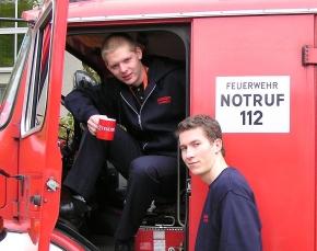 Hoody_Zipper Feuerwehr Hamburg