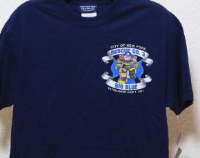 FDNY T-Shirt Rescue 3