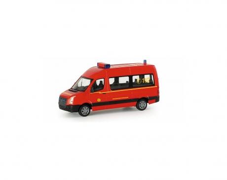 "VW Crafter Bus MTV ""Landesfeuerwehrschule Hamburg"""