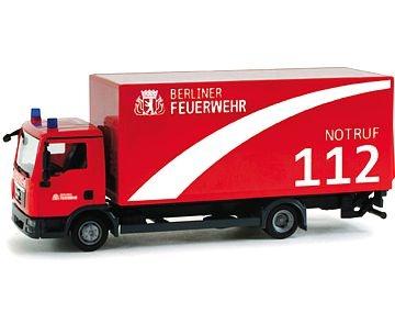 """MAN TGL Koffer-LKW mit Ladebordwand """"Feuerwehr Berlin"""""""