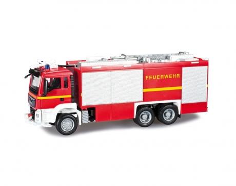 """MAN TGS M Euro 6 Empl Universallöschfahrzeug """"Feuerwehr"""""""