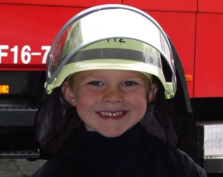 Deutscher Feuerwehrhelm