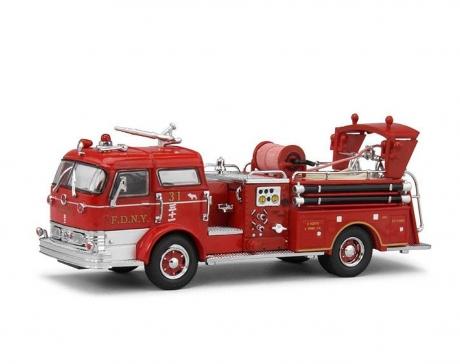 Commemorative Edition FDNY Chief Cassano Engine 31