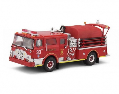 FDNY Engine 33