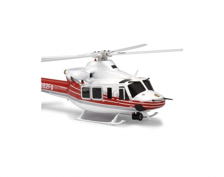 Chicago Fire Department Bell 412 Helicopter