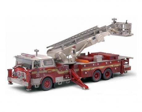 Valiant Service FDNY, Ladder 33
