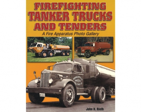 Firefighting Tanker Trucks and Tenders