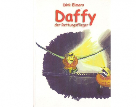 Daffy - der Rettungsflieger....Buch