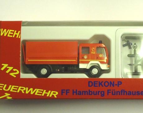 MAN L 2000 DEKON-P, Fünfhausen