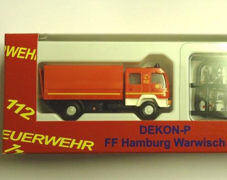 MAN L 2000 DEKON-P, Warwisch