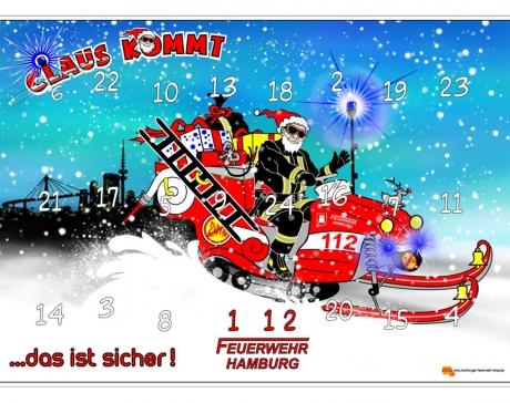 CLAUS_Hamburg Adventskalender