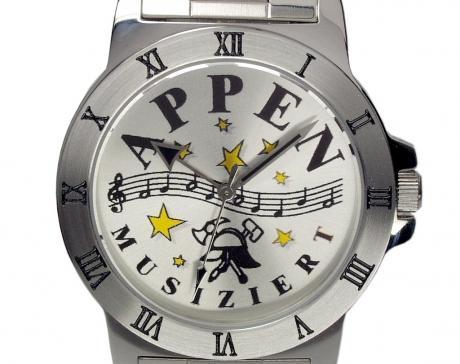 Armbanduhr mit eigener Bedruckung