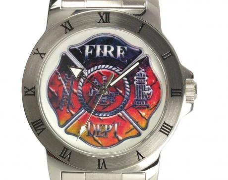 Armbanduhr Fire Department