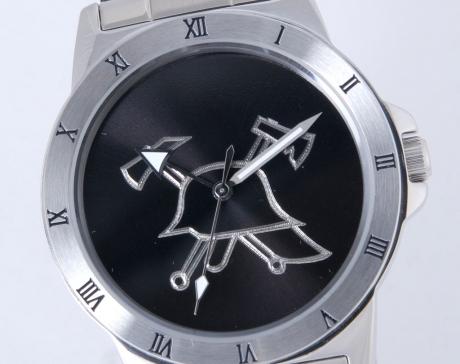 Armbanduhr Deutscher Helm