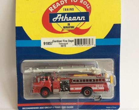Athearn 91857, Ford C Telesqurt, Gardner Illinois