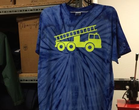 T-Shirt Batik XL