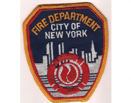 Patch FDNY