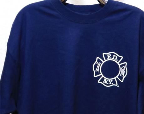 FDNY T-Shirt Skyline
