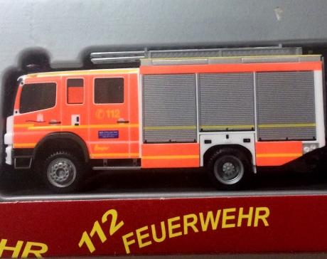 MB Atego LF 20/16 BF Bergedorf