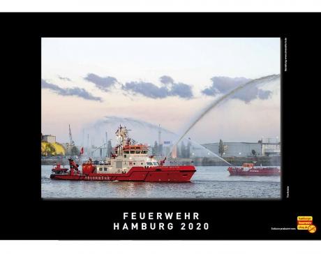 Feuerwehr Hamburg 2020, Kalender