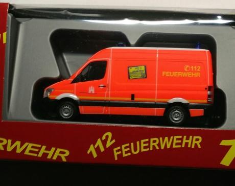 MB Sprinter 06 GW1 Feuerwehr Hamburg