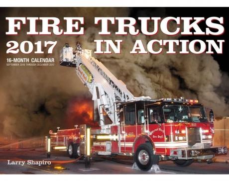 2017 Kalender Feuerwehr