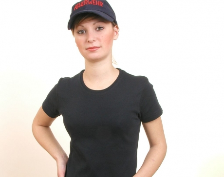 Frauen T-Shirt mit eigener Beschriftung