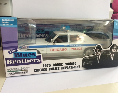 Greenlight 84012, Dodge Monaco Chicago Police Blues Brothers
