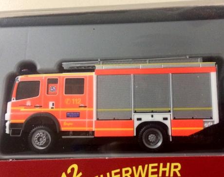 MB Atego LF 20/16 BF Berliner Tor