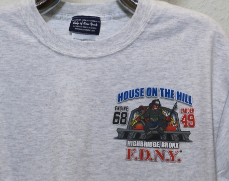 FDNY T-Shirt House on the Hill