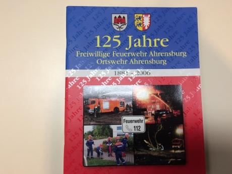 125 Jahre Ahrensburg