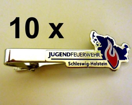 Krawattenschieber JF SH, 10x