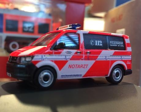 Feuerwehr Frankfurt NEF