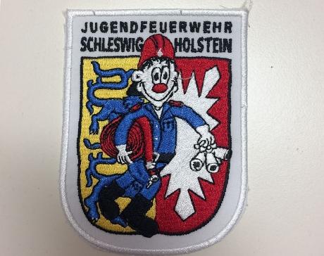 Aufnäher JF Schleswig-Holstein - altes Wappen