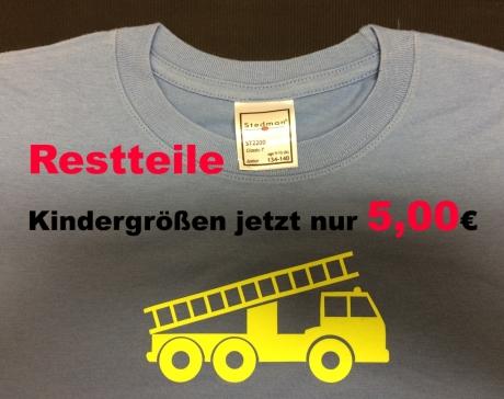 DLK im schrillen Neongelb, T-Shirt